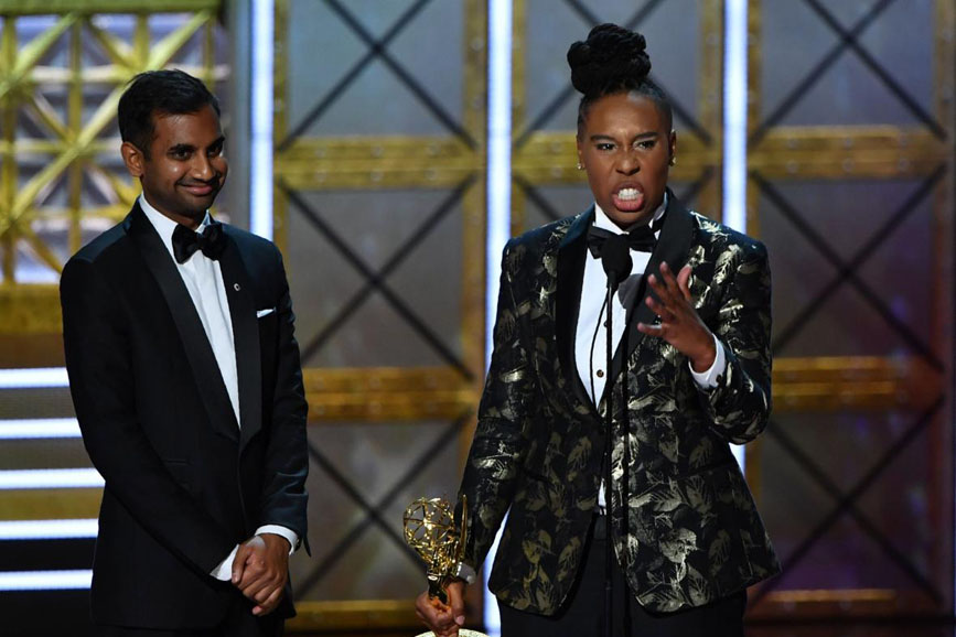 Emmy awards 2017 Lena Waithe Miglior Sceneggiatura