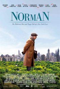 L'incredibile vita di Norman locandina