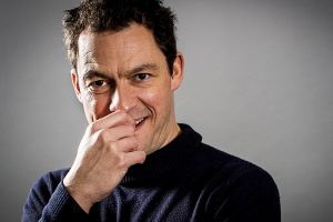 Dominic West sweater