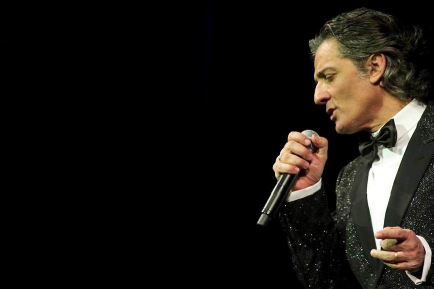 Fiorello microfono