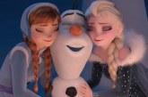 Frozen – Le avventure di Olaf presentato alla Festa del Cinema di Roma 2017