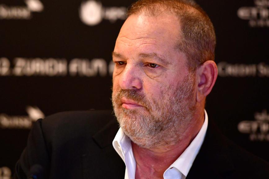 Harvey Weinstein: la Regina ritira il titolo di Commendatore Onorario