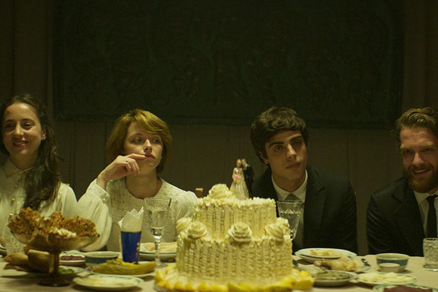 Festa del Cinema di Roma 2017: Rezo Gigineishvili presenta