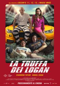 La truffa dei Logan - poster