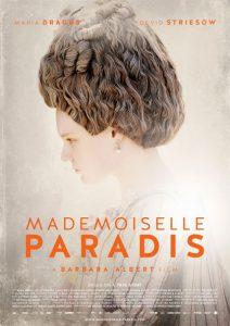 Mademoiselle Paradis locandina