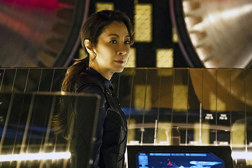 Michelle Yeoh Star Trek