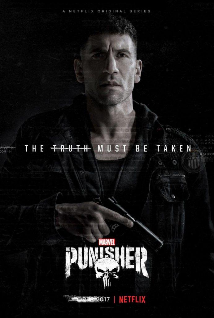 The Punisher locandina