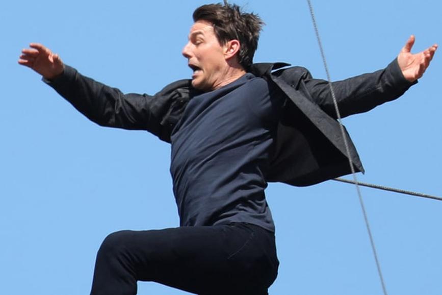 Tom Cruise foto