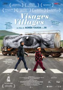 Visages Villages - locandina italiana