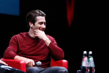 Jake Gyllenhaal incontra il pubblico alla Festa del Cinema di Roma 2017