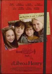 il libro di henry locandina
