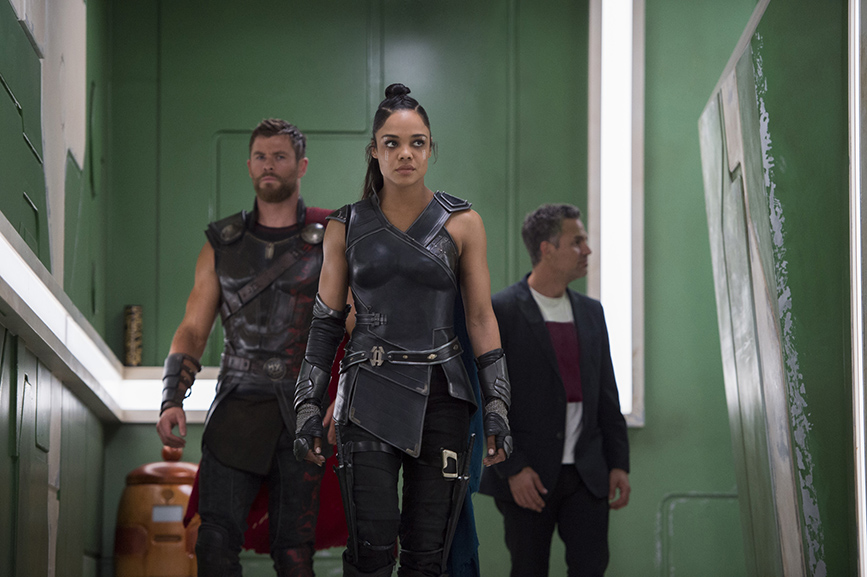 Box Office USA Thor Ragnarok