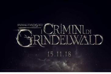 Animali Fantastici: I crimini di Grindelwald – On line il primo Trailer