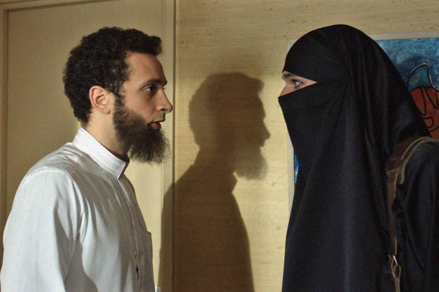 Due sotto il burqa film