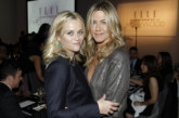 Jennifer Aniston e Reese Witherspoon nel primo tv show Apple
