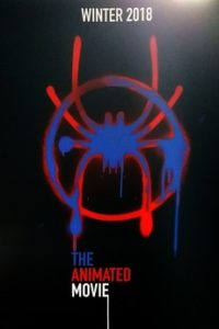 Animated Spiderman locandina