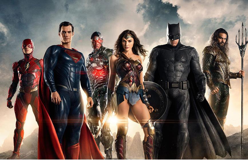 Box Office Italia: Justice League ancora primo