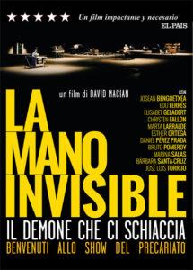 La mano invisibile poster