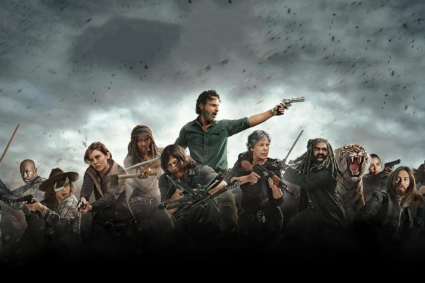 The Walking Dead: una serie 'cristiana'
