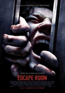 Escape Room locandina