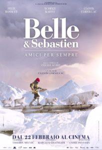 Belle & Sebastien - Amici per sempre - locandina italiana