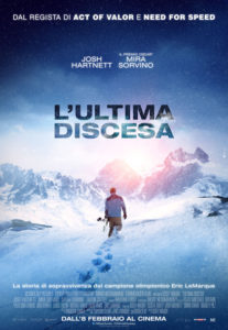 L'Ultima Discesa locandina ita