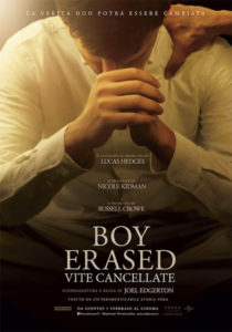 Boy Erased - Vite cancellate poster