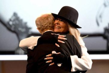 Diane Keaton in difesa di Woody Allen