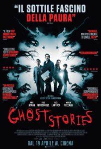 Ghost Stories - Locandina italiana
