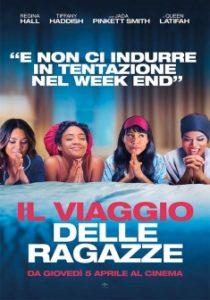 Il viaggio delle ragazze - locandina italiana