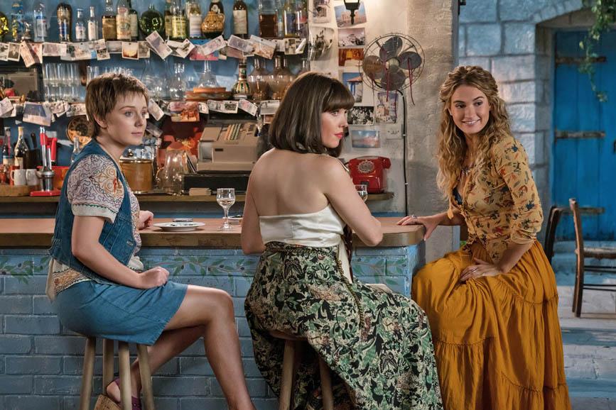 """Mamma Mia"""" Ci risiamo review"""