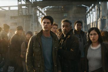 """Box Office USA: """"Maze Runner – La Rivelazione"""" al primo posto"""