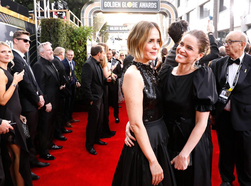Sarah Paulson e Amanda Peet