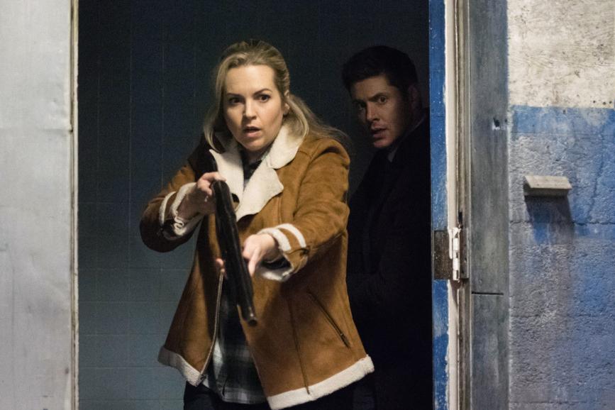 Supernatural - Dean Winchester e Donna Hanscum