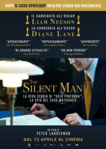 The Silent Man - locandina