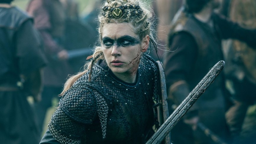 Vikings Moments of Vision 5x10 Lagertha