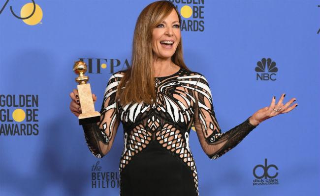 Allison Janney Golden Globe 2018