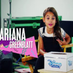 """La giovane attrice Ariana Greenblatt in """"The One and Only Ivan"""""""