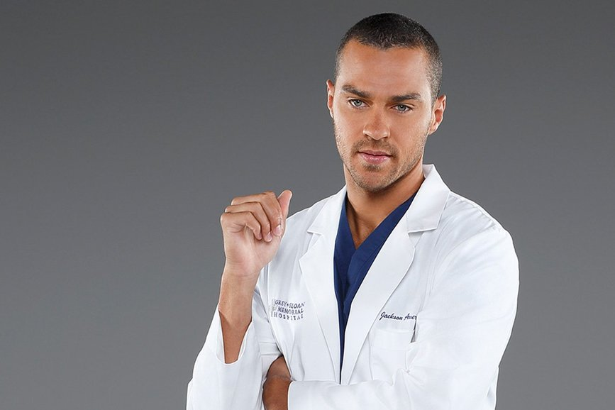 Jesse Williams - Grey's Anatomy