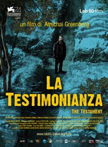 La Testimonianza locandina ita
