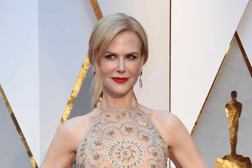 Nicole Kidman red carpet