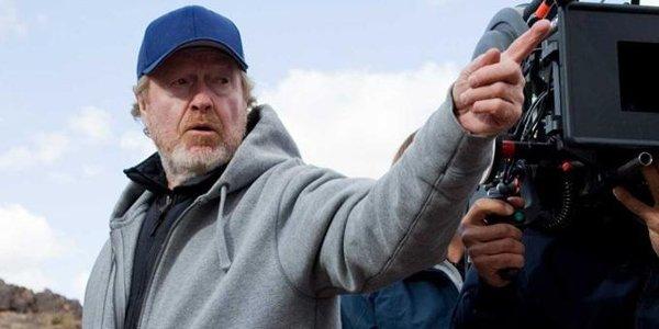 Ridley Scott in trattative con la FOX per dirigere
