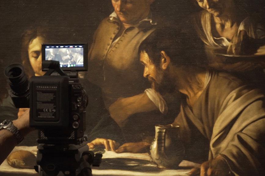 Caravaggio - L'anima e il sangue (2017)