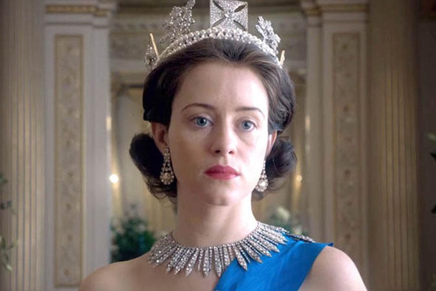 Claire Foy Queen Elizabeth
