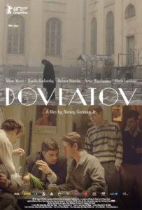 Dovlatov - Poster ufficiale
