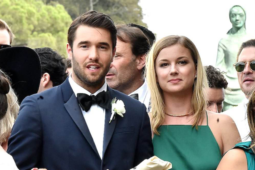 Emily VanCamp e Joshua Bowman coppia