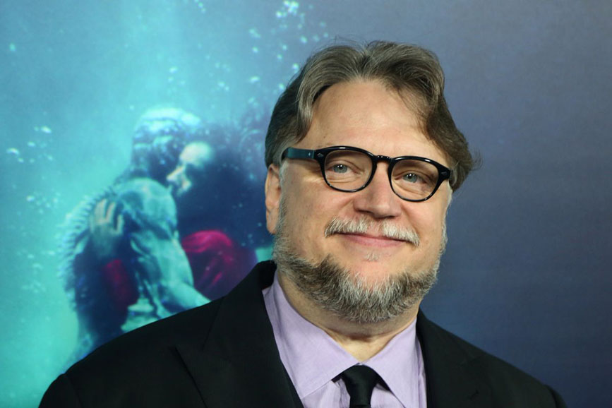 "Guillermo del Toro ""The Shape Of Water"""