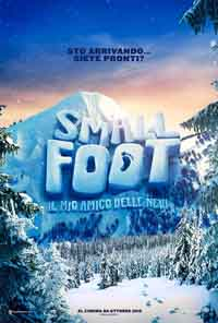 Smallfoot - Il mio amico delle nevi loc