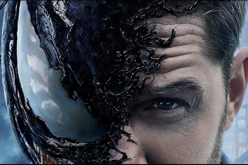Venom Tom Hardy imm cop