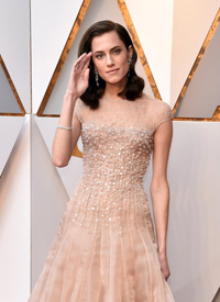 Allison Williams Oscar 2018